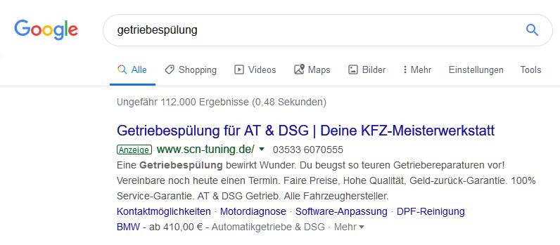 Getriebespülung - Google Suche